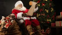 Best Santa Suit