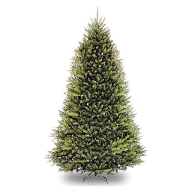 National Tree Company Dunhill Fir Artificial Unlit Christmas Tree