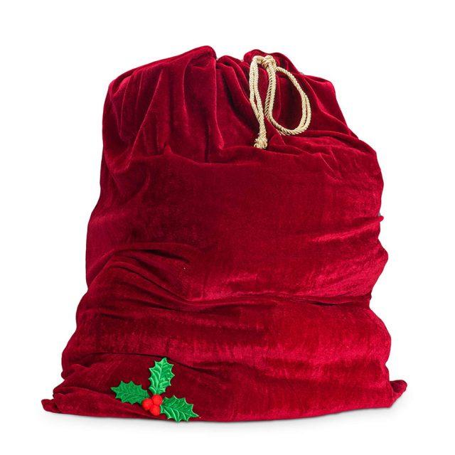 Sunnywood Drawstring Santa Bag