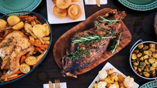 What is A Traditional Christmas Dinner?